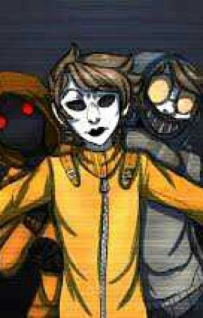 Not your regular Creepypasta Lemons - Hoody, Masky, Eyeless