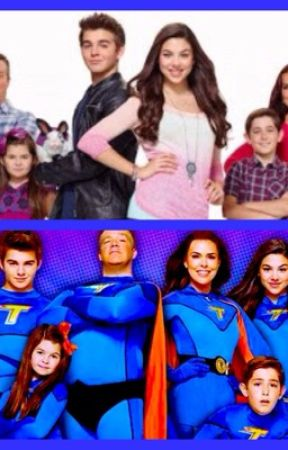 xxx video thundermans los