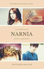 Las Cronicas de Narnía: El principe caspian *reyes y guardianes* by EstefanaLopez3