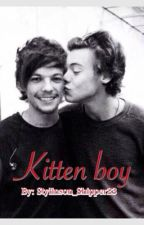 Kitten boy (larry stylinson) by Destiel_x_Larry