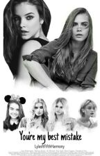 You're my best mistake {Barbara Palvin & Cara Delevingne} by LylasftFifthHarmony