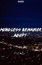 Mindless Behavior Adopt by justlani_