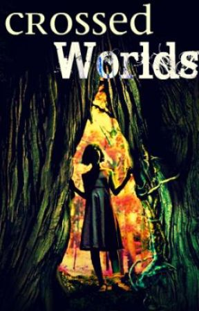 Crossed Worlds - A Teens Fantasy Becomes Reality by Blackdusk