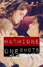 Harmione/Harmony/Harry and Hermione One Shots by TheHPDetective