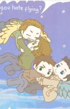 Supernatural one-shots (Destiel/Sabriel Fanfiction) by Bookish_penguin