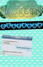 Percy Jackson Chatroom by mxssrs-