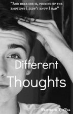 Different Thoughts [ WEEKLYCHRIS | CHRIS COLLINS ] by TjiaTjia
