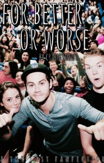 For Better or Worse (TMR cast fanfic)