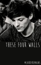 These four walls ❄ larry (one shot) by larryremains