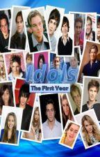 Idols: The First Year by Sabrina_SR16