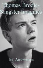 Thomas Brodie Sangster- Imagines and Preferences by Arrow-Cross