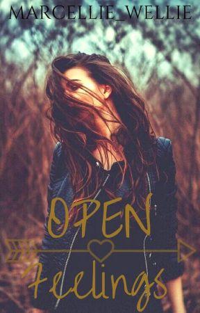 Open Feelings ✔︎  by marcellie_wellie