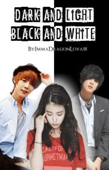 Dark & Light, Black & White by ImmaDragonLova18