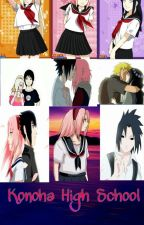 Konoha High School #Wattys2016 by JuviaFullbusterIce