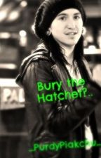 Bury the hatchet? by _PurdyPikachu_