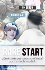 Rare start | HunHan by l1fesmilesme