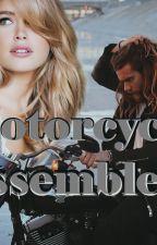 Motorcycle Assemblers by CeliNekoGomez