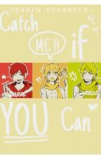 Catch Me If You Can (Durarara Fanfiction) by opaaru
