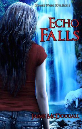 Echo Falls by JMcDougall
