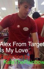 Alex From Target Is My Love by KateTheRainbow