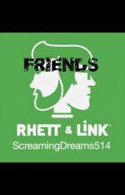 Friends by ScreamingDreams514