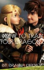 How to Train Your Dragon 3 by briannakerkhof