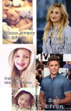 "Demi lovato Efron's ""Perfect "" Family by slayqueenna"