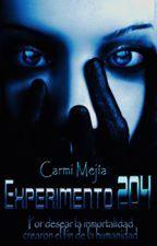 Experimento 204 by CarmiChan
