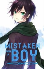 Mistaken for a Boy (Editing) by HeroOfAnime