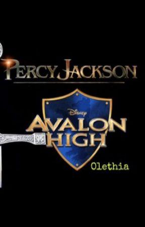 Percy Jackson& Avalon High (Percy Jackson Fanfiction) by Olethia