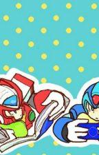 Megaman X Randomness by CrossMayhem