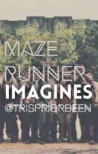 Maze Runner Imagines and Preferences by TrisPriodeen