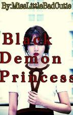 Black Demon Princess by MissLittleBadCutie