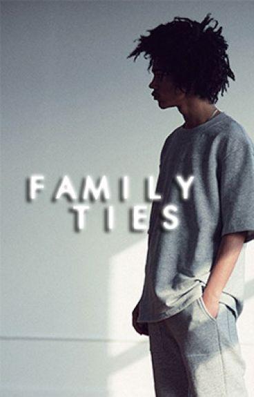 family ties.   rayceton au