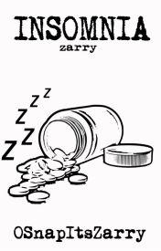 Insomnia (Zarry) by sIeepingwithsirens