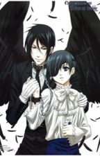 Simply One Hell Of A Butler (Ciel x Reader x Sebastian) by AliceKirkland9090