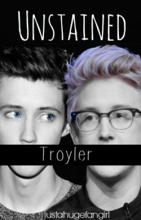 Unstained - Troyler AU by justahugefangirl