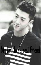 My brother's best friend (B.A.P ff) by baum_und_blaa