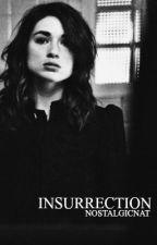 Insurrection ➣ Bellamy Blake by nostalgicnat
