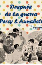 Despues de la guerra Percy & Annabeth by V707_F