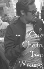 One Chain, Two Wrongs • Neymar by moraave