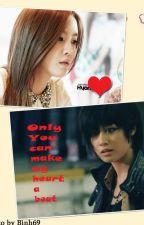 [JiMin/MinYeon]-(Shortfic)_Only you can make my heart a beat by Binjilee