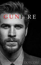 Gunfire by cookiedudedotcom