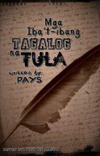 """Mga iba't-ibang tagalog na tula"" by peebatyourservice"