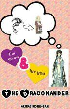 The Dracomander(Futanari)(Lesbian Story) by akirasimone-san