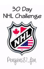 30 Day NHL Challenge by Penguins87_Fan