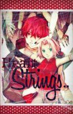 ✔ Heart Strings [A SasoSaku One-Shot] by MistyAnnE_04
