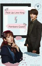 Pick-up Line King Vs. Pambara Queen by zayzie