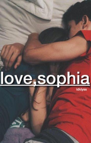 love, Sophia // m.e.