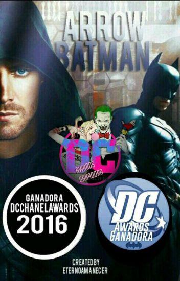 Arrow. Batman.